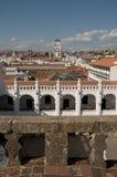Город Sucre Стоковые Изображения RF