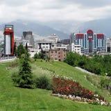город tehran Стоковая Фотография
