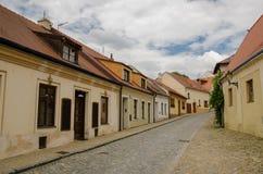 Город Znojmo, чехия европа стоковое изображение rf