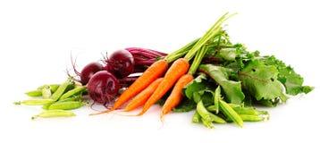 горохи морковей свекл Стоковые Изображения RF