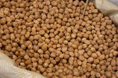 горохи рынка цыпленока Стоковые Фото