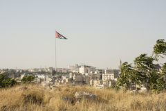 Город Аммана Стоковое Изображение