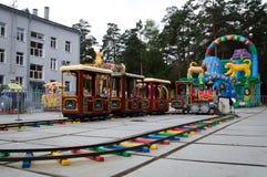 город Ангарск лето 2011 до 66 Стоковые Фото