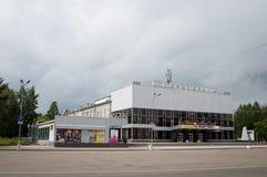 город Ангарск лето 2011 до 65 Стоковое Изображение