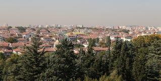 Город Анкары в Турции Стоковые Изображения
