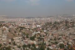 Город Анкары в Турции Стоковые Фото