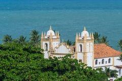 Города Бразилии - Olinda, положения Pernambuco Стоковые Фотографии RF