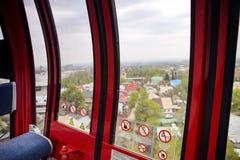 Город Алма-Аты Стоковые Фотографии RF