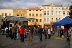 Города 2014 партнера фестиваля Стоковые Фото