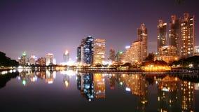 Город Бангкок стоковые фотографии rf