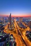 Город Бангкок Стоковые Фото
