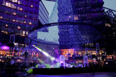 Город Берлина Стоковая Фотография RF