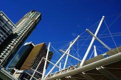 Город Брисбена, Австралия Стоковое Изображение RF