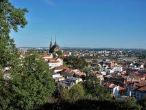 Город Брна, чехии Стоковые Изображения RF