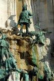 Город Будапешта, Венгрии Стоковое Изображение