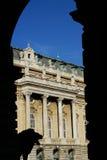 Город Будапешта, Венгрии Стоковая Фотография RF