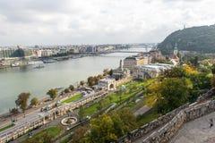 Город Будапешта стоковое фото rf