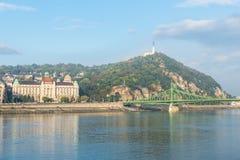 Город Будапешта Стоковое Изображение RF