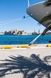 Город Валлетты Мальты исторический Стоковое Изображение RF