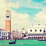 Город Венеции Стоковое Изображение RF