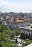 Город Гавана, Куба Стоковое Изображение RF