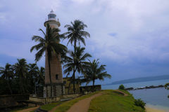 Город Галле, Шри-Ланка стоковое изображение rf