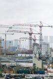 Город Гонконг Стоковые Изображения RF