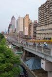 Город городской, Тайвань Тайбэя Стоковые Фотографии RF