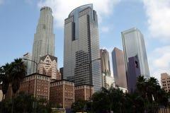 город городской los зданий angeles Стоковое Изображение RF