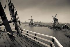 Город Голландия Европа Амстердама перемещения Стоковая Фотография RF