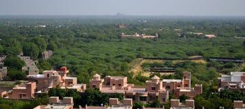 Город Джодхпура Стоковая Фотография