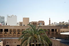 город Дубай старый стоковые изображения rf