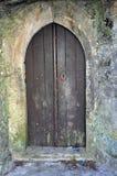 Город замка Orem средневековый, Португалия Стоковое Фото