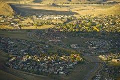 Город золотого Стоковое Фото