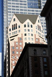 город зданий самомоднейший Стоковое Фото