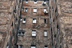 город здания старый Стоковое Изображение RF