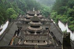 Город здравицы здравицы Enshi имперский Стоковое фото RF