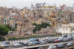 Город Каира Стоковые Изображения RF