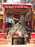 Город Катманду, Непала Стоковая Фотография