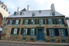 город Квебек Канады Стоковая Фотография RF