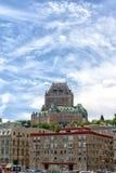 город Квебек Стоковые Фотографии RF