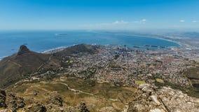 Город Кейптауна Стоковая Фотография