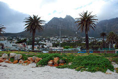 Город Кейптауна Стоковое Изображение RF