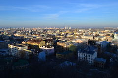 Город Киева Стоковое Фото
