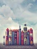 Город книги Стоковая Фотография