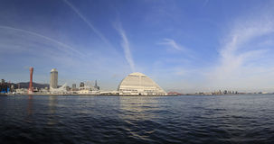 Город Кобе Стоковое фото RF