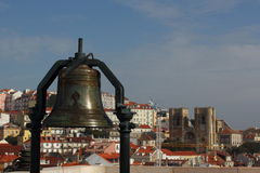 Город колокол Стоковая Фотография