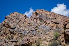Город Колорадо канона каньона виска парка экологичности Стоковые Фото