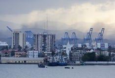 Город Колумбуса Стоковое Изображение RF