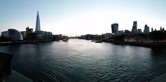 Город Лондона Стоковая Фотография RF